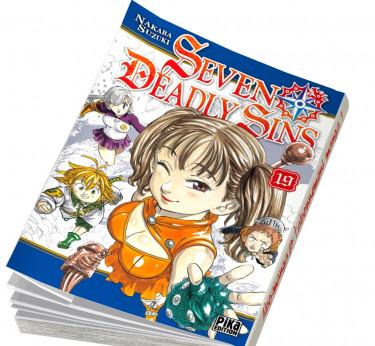 Seven Deadly Sins Seven Deadly Sins T19