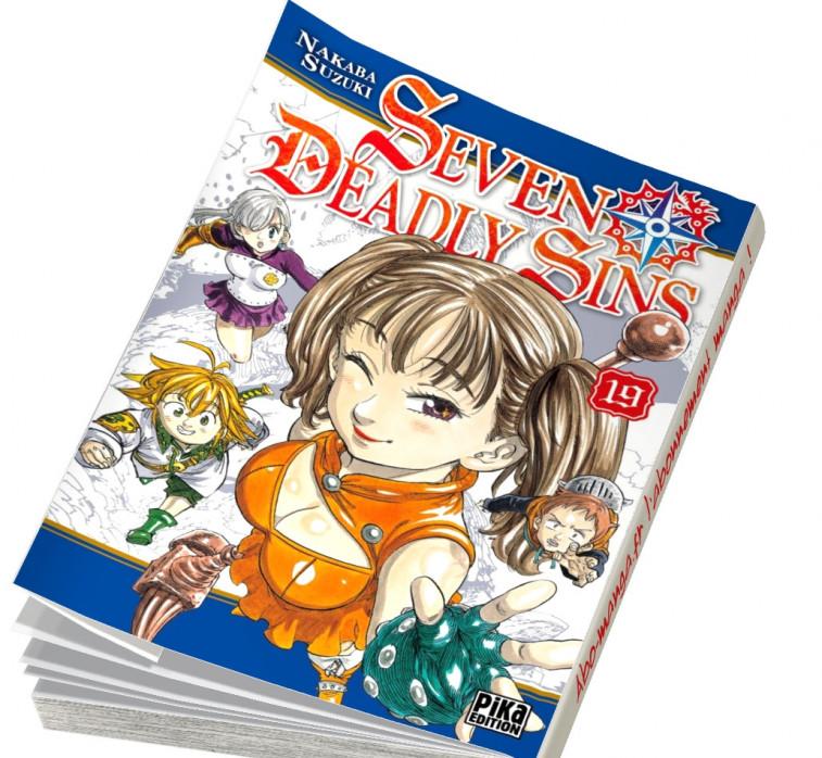 Abonnement Seven Deadly Sins tome 19