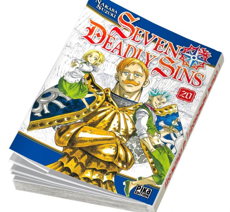Abonnement Seven Deadly Sins tome 20