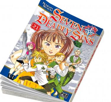 Seven Deadly Sins Seven Deadly Sins T21