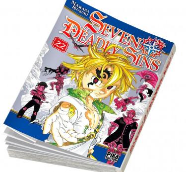 Seven Deadly Sins Seven Deadly Sins T22