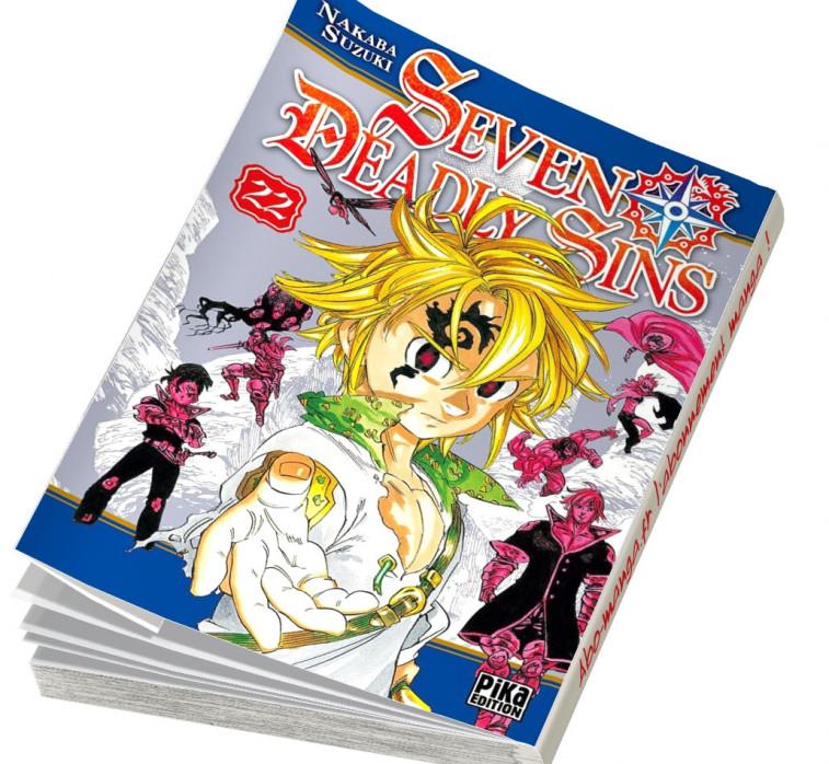 Abonnement Seven Deadly Sins tome 22