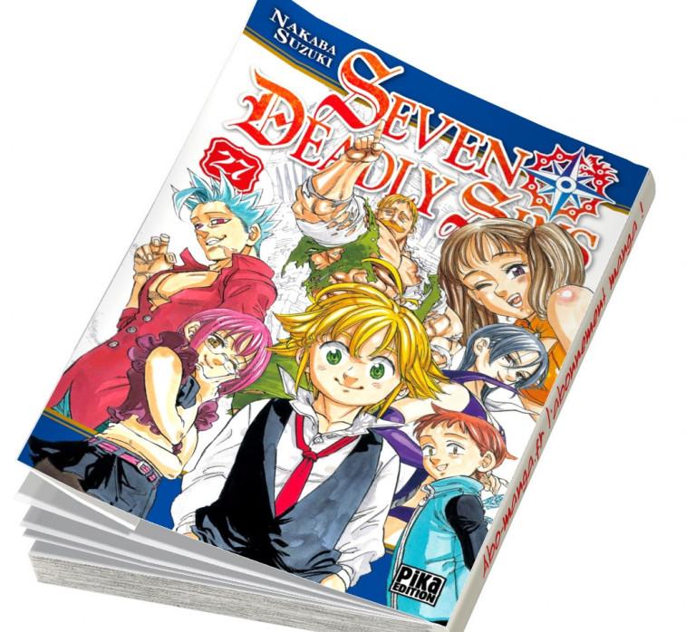 Abonnement Seven Deadly Sins tome 27