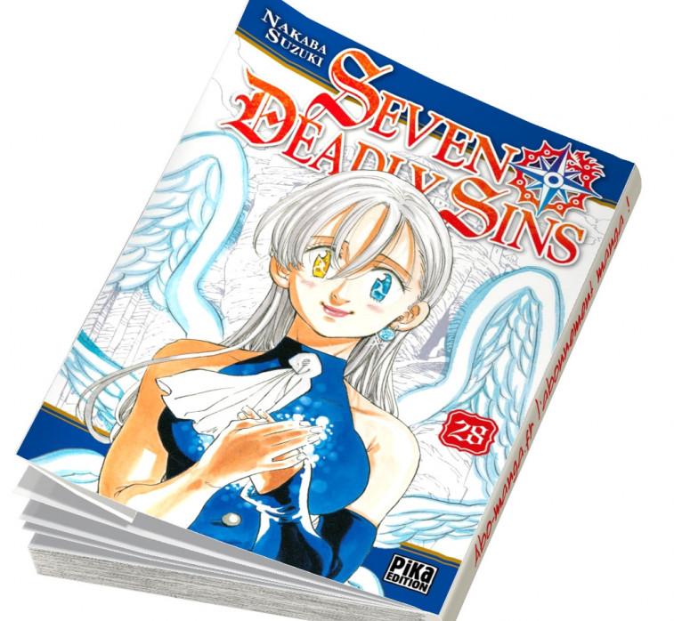 Abonnement Seven Deadly Sins tome 28