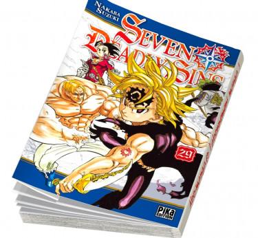 Seven Deadly Sins Seven Deadly Sins T29