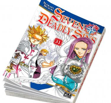 Seven Deadly Sins Seven Deadly Sins T31