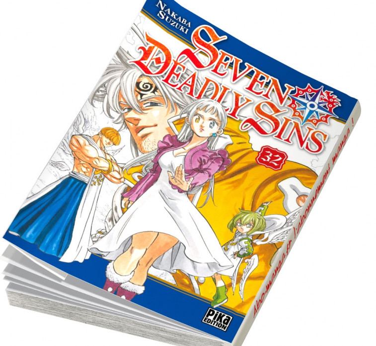 Abonnement Seven Deadly Sins tome 32