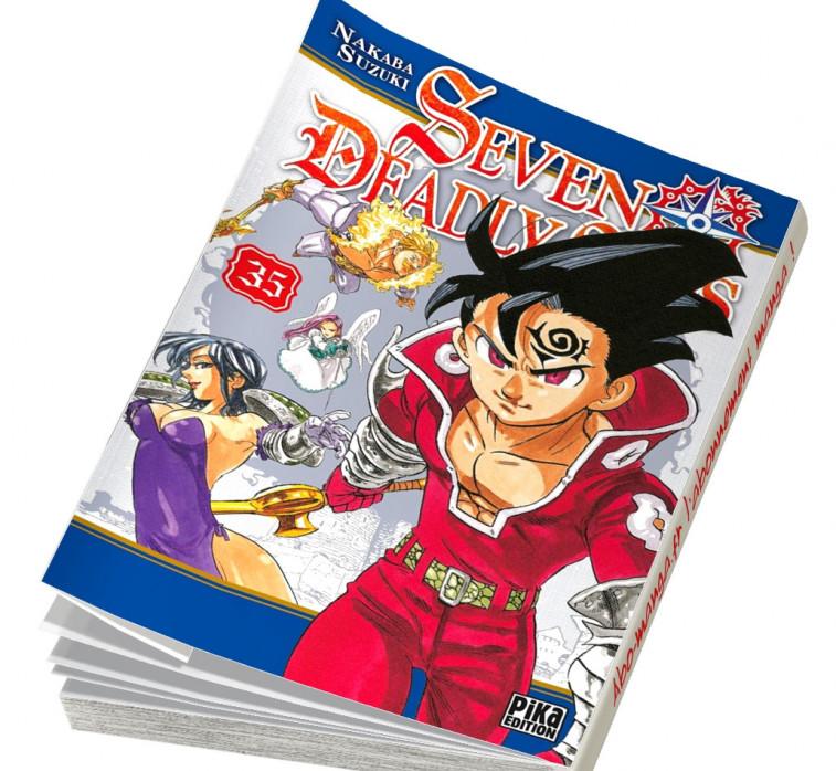 Abonnement Seven Deadly Sins tome 35