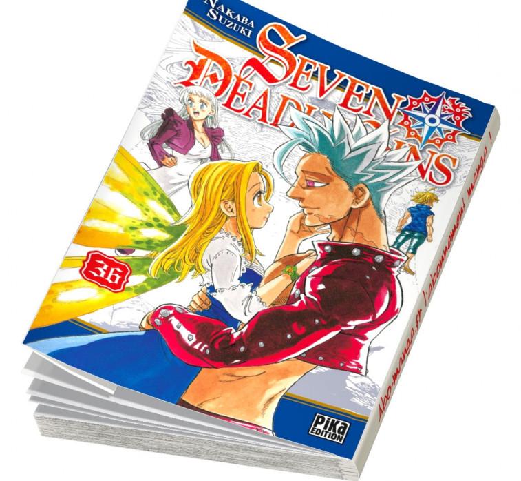 Abonnement Seven Deadly Sins tome 36