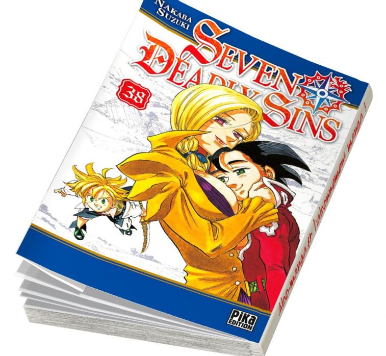 Abonnement Seven Deadly Sins tome 38