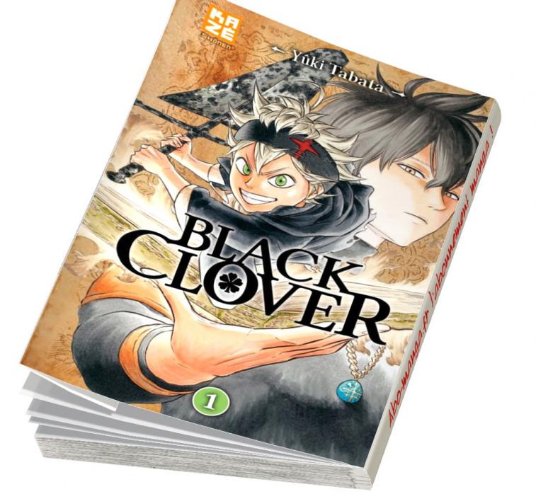 Black Clover tome 1