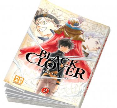 Black Clover Black Clover T02