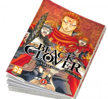 Black Clover Black Clover T04