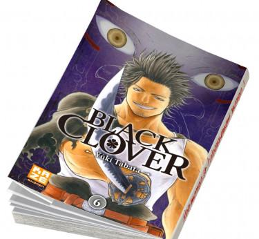 Black Clover Black Clover T06