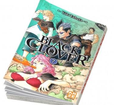 Black Clover Black Clover T07