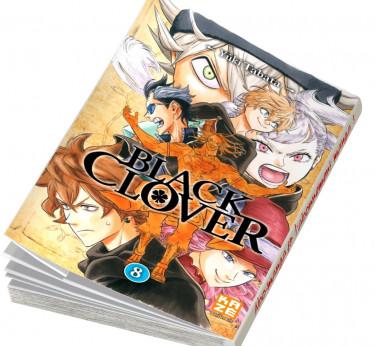 Black Clover Black Clover T08