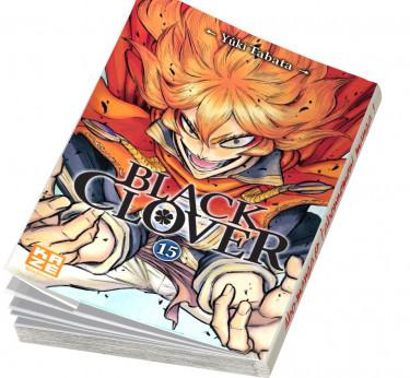 Black Clover Black Clover T15