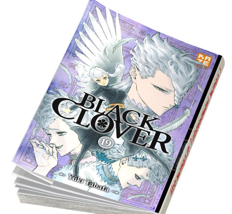 Abonnement Black Clover tome 19