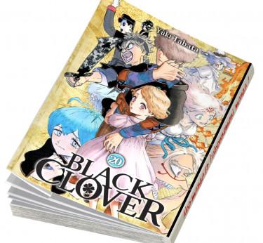 Black Clover Black Clover T20