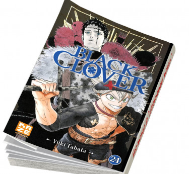Black Clover Black Clover T24