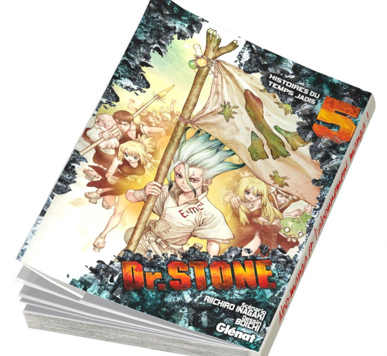 Abonnement Dr. STONE tome 5