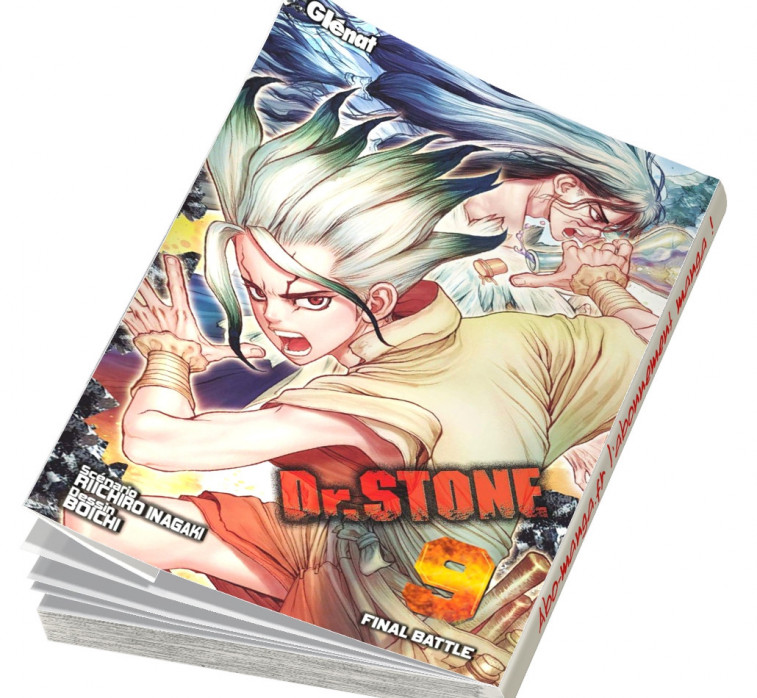 Abonnement Dr. STONE tome 9