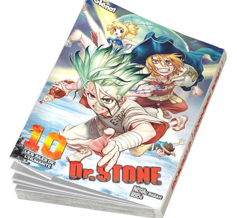 Abonnement Dr. STONE tome 10