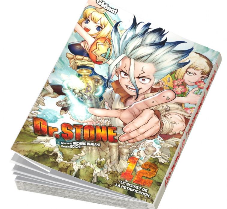 Abonnement Dr. STONE tome 12