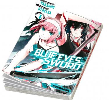Blue Eyes Sword Blue Eyes Sword T01