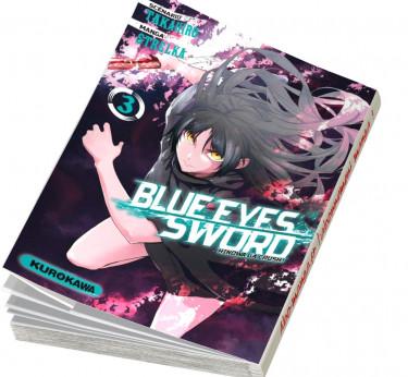 Blue Eyes Sword Blue Eyes Sword T03