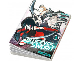 Blue Eyes Sword