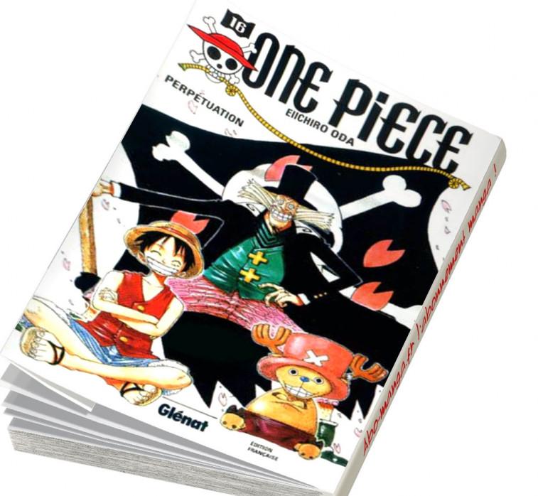 One Piece T16