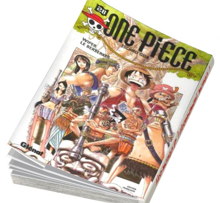 Abonnement One Piece tome 28