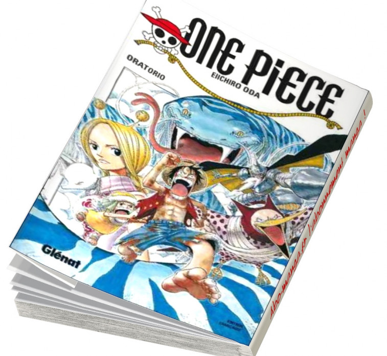 Abonnement One Piece tome 29