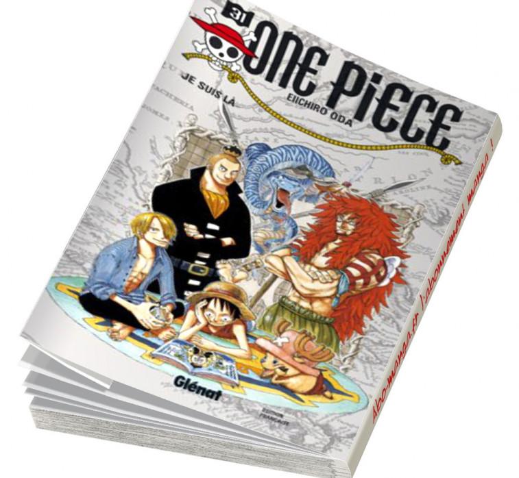 Abonnement One Piece tome 31