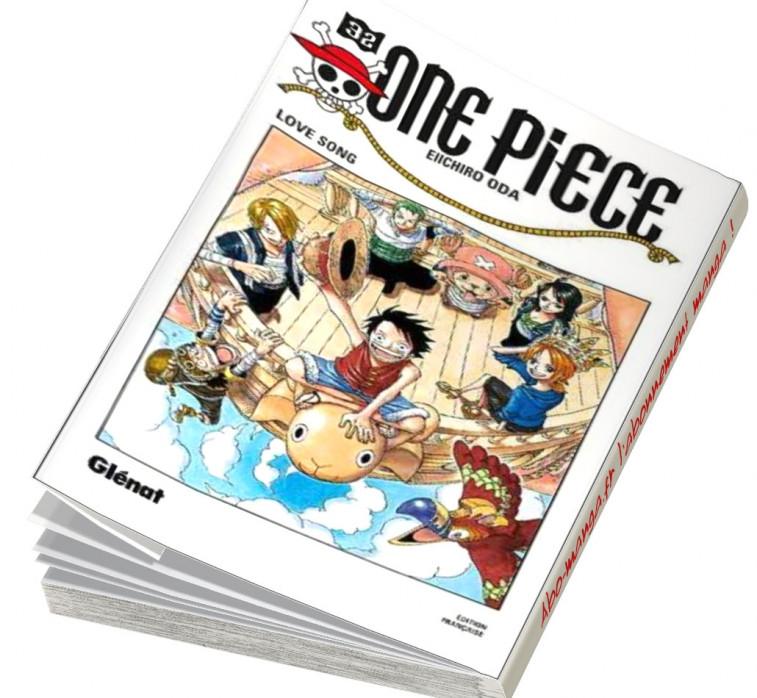 Abonnement One Piece tome 32