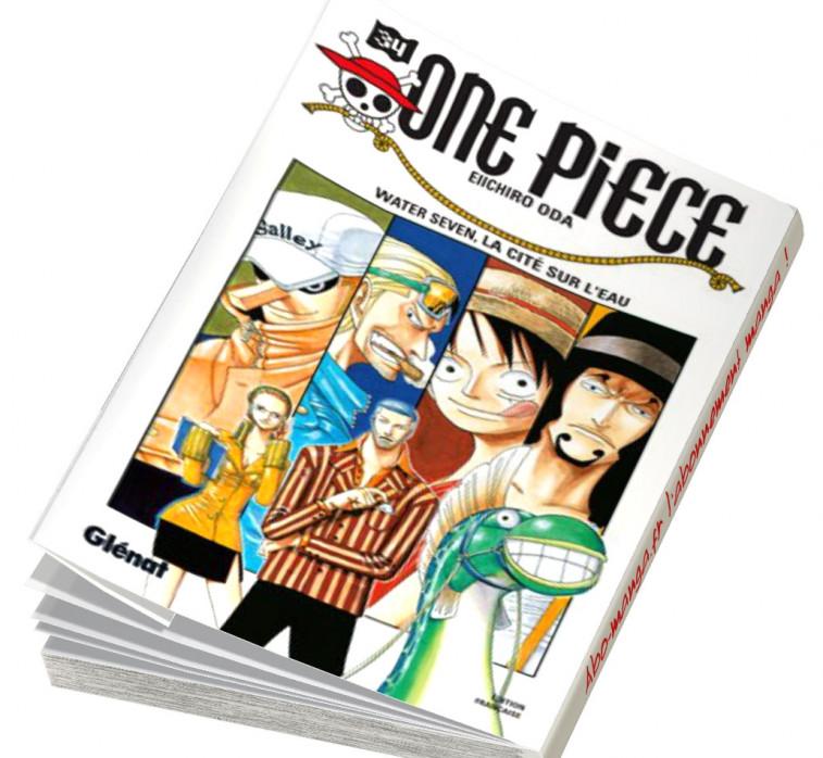 Abonnement One Piece tome 34