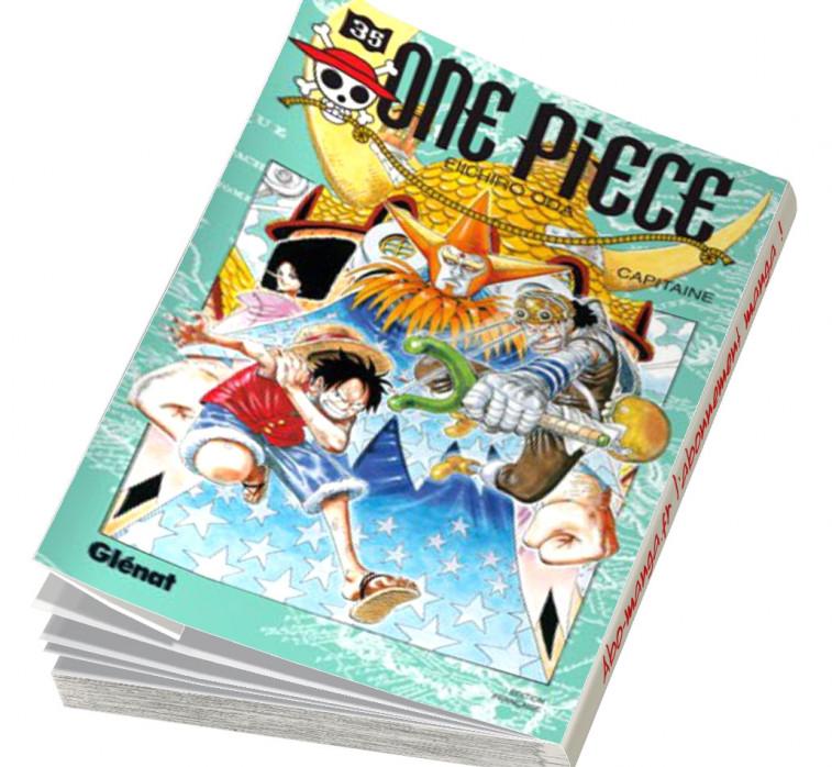 Abonnement One Piece tome 35