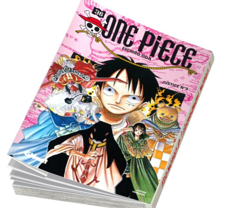 One Piece T36