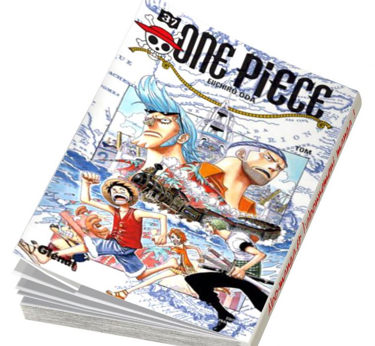 Abonnement One Piece tome 37