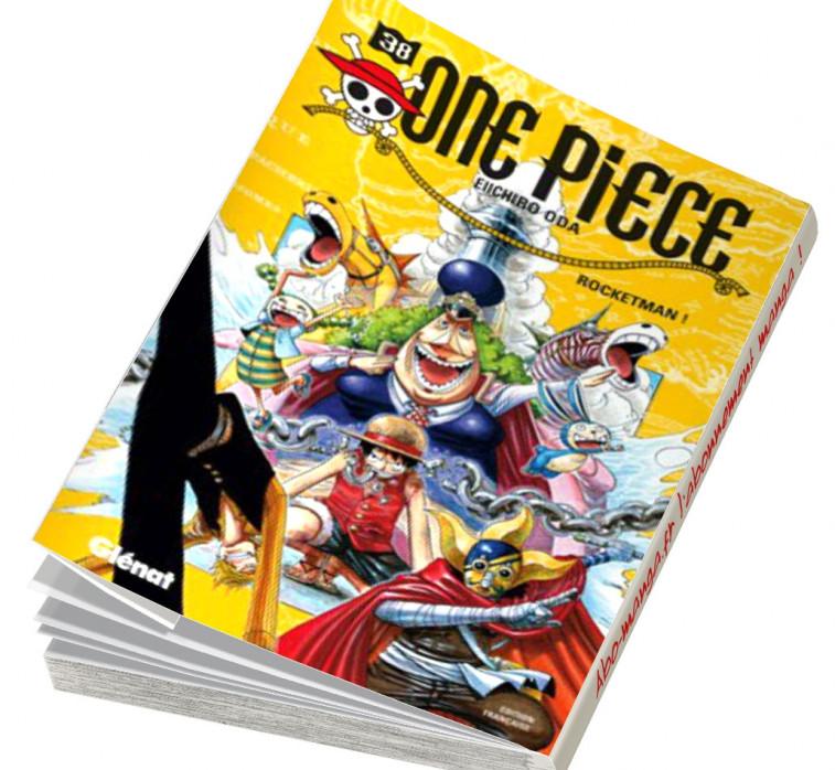 Abonnement One Piece tome 38