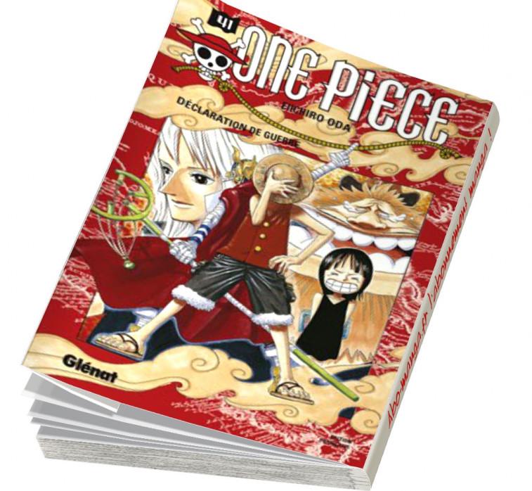 Abonnement One Piece tome 41