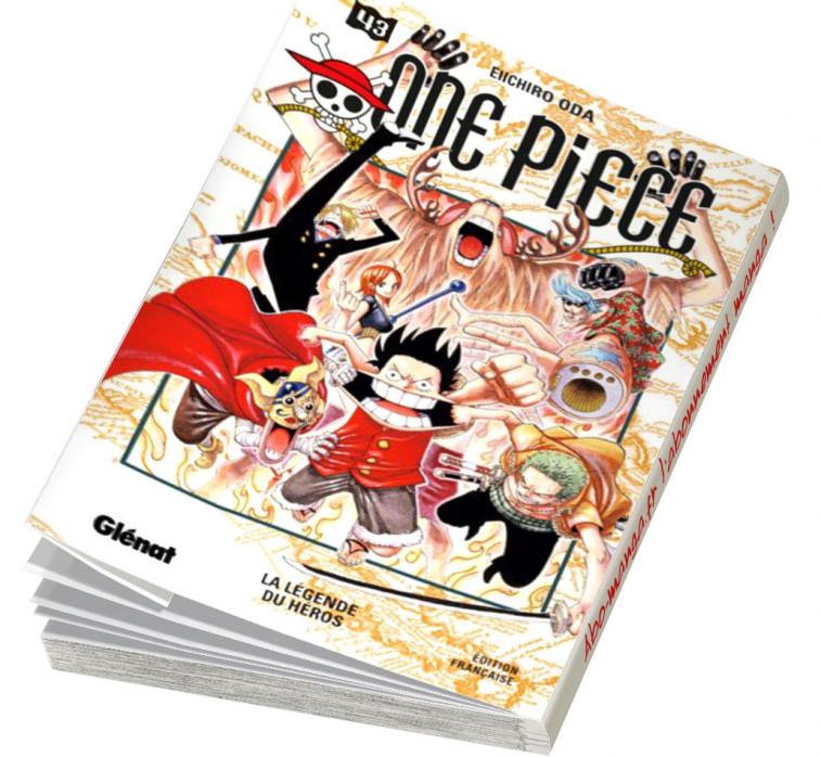 Abonnement One Piece tome 43