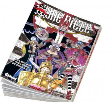 One Piece One Piece T47