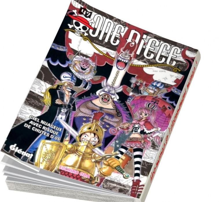 Abonnement One Piece tome 47