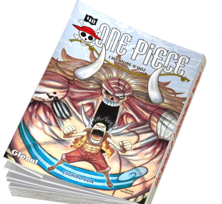 Abonnement One Piece tome 48