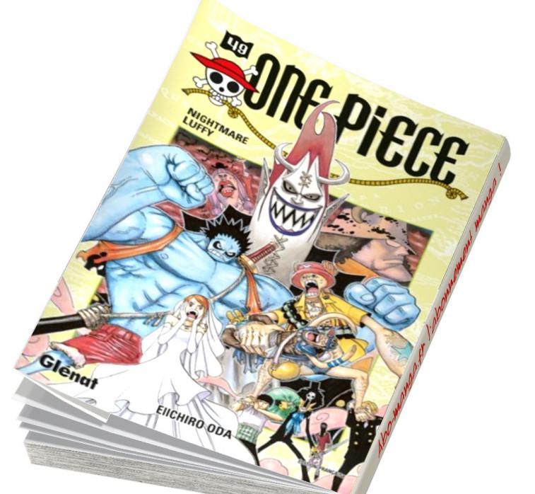 Abonnement One Piece tome 49