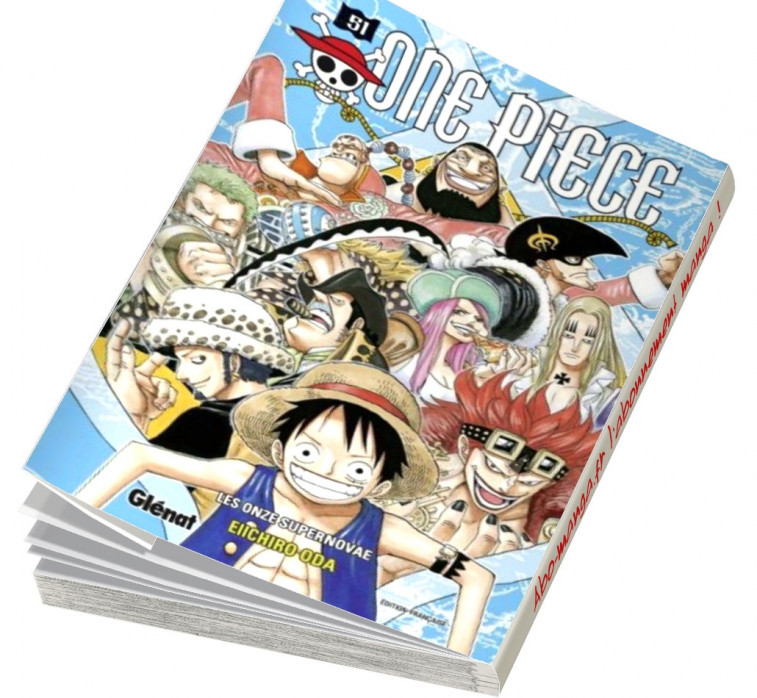 One Piece T51