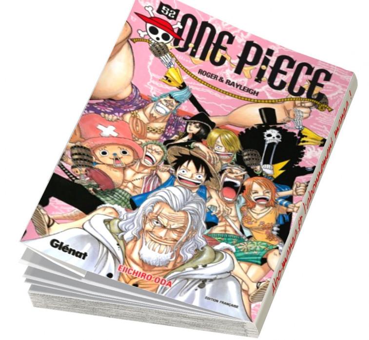 Abonnement One Piece tome 52