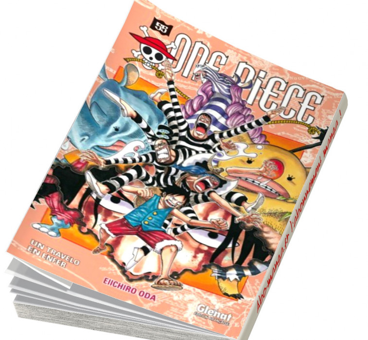 One Piece T55